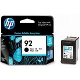 HP Black Ink Cartridge 92 [C9362WA]